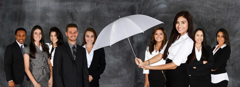 Solutions umbrella